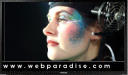 live bodypaint video